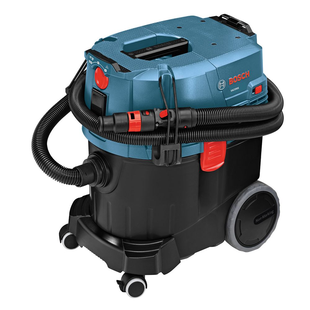 Bosch 9-Gallon Dust Extractor with Semi-Automatic Filter Clean