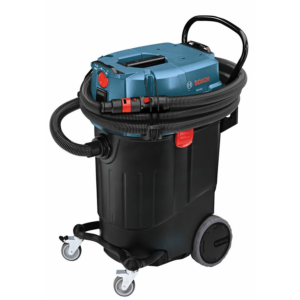 Bosch 14 Gallon Dust Extractor with Semi-Automatic Filter Clean