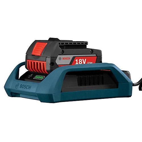 18 V Wireless Charging Starter Kit with Frame