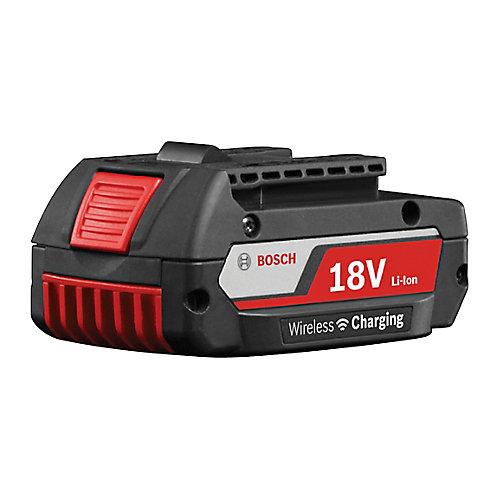 18 V 2.0 Ah Wireless Charging Lithium-Ion SlimPack Battery