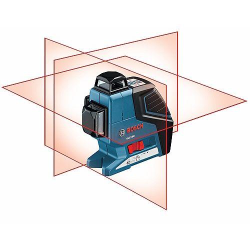 Laser de nivellement et dalignement à trois plans