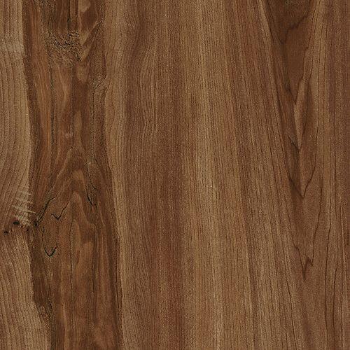 TrafficMASTER Latte pour plancher, vinyle de luxe, 5 po x 36 po, Apple Wood, 22,5 pi2/boîte