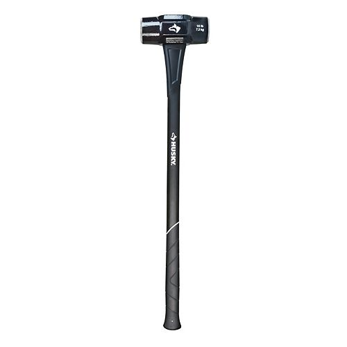 16 lb. Sledge Hammer with 34-inch fibreglass Handle