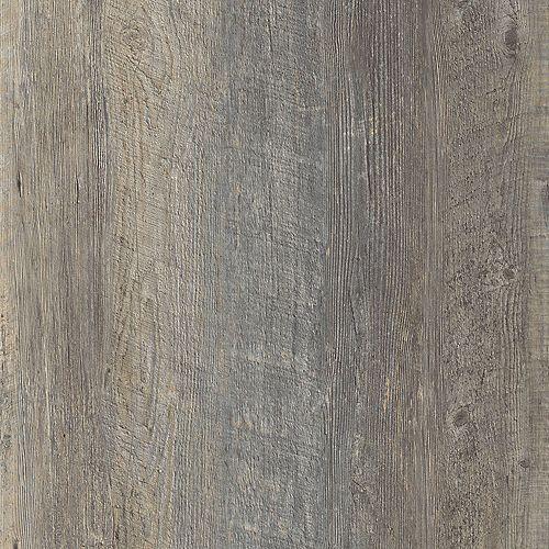 Couvre-plancher lattes vinyle luxe Pin Harrison Sienna de largeurs multiplesx47,6po(19,53pi2/boîte)