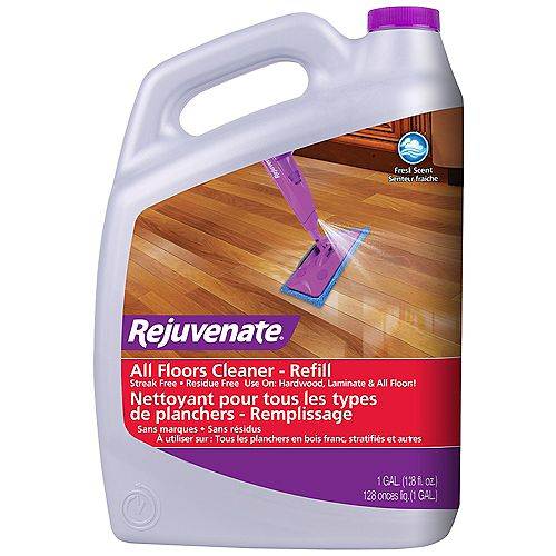 3.78 L (1-Gallon) All Floors Cleaner