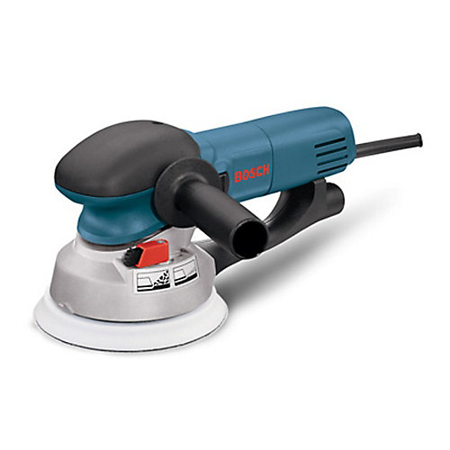 6-inch Dual-Mode Electronic Random Orbit Sander/Polisher