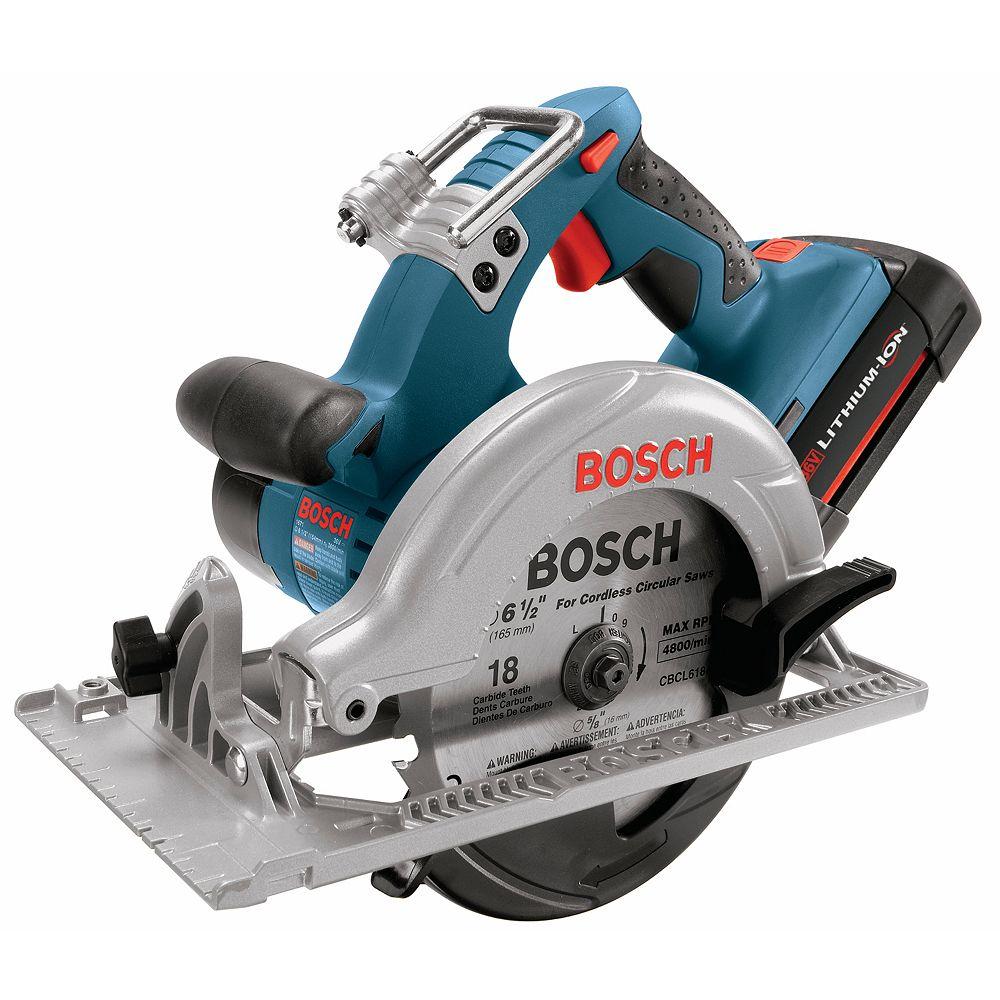 Bosch 36 V Cordless 6-1/2 Inch Circular Saw Kit - Tool Only