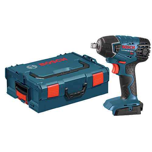 1/2 Inch 18 V Impact Wrench Bare Tool with L-BOXX 2