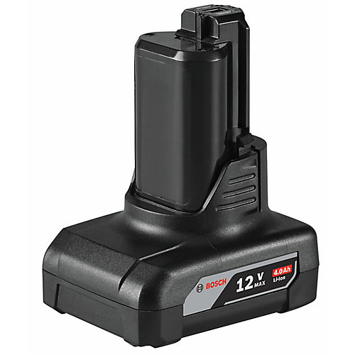 12 V Max 4.0 Ah Lithium-Ion Battery