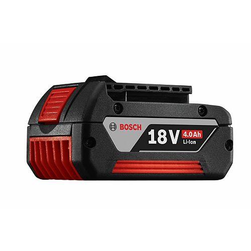 18 V Li-Ion 4.0Ah Fat Pack Battery (2-Pack)