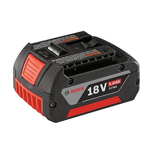 18 V Li-Ion 5.0 Ah FatPack Battery