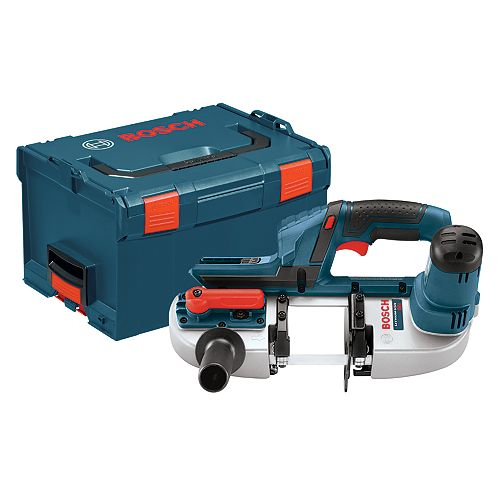 18 V Compact Cordless Band Saw - Tool Only with L-BOXX3