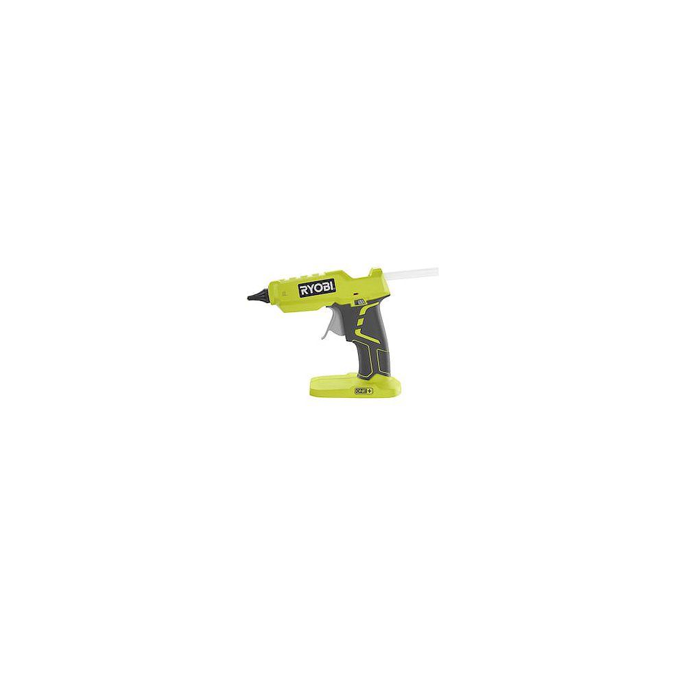 Rypbi 18V ONE+ Cordless Full Size Glue Gun (Bare-Tool) with (3) General Purpose Glue Sticks P305