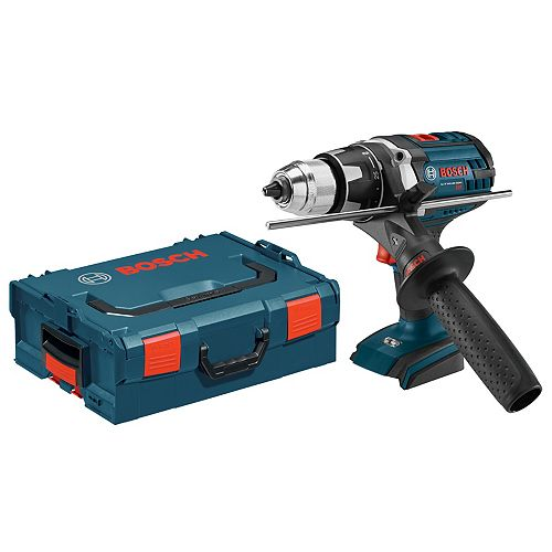 Bosch 18V Lithium Ion Cordless Brute Tough Drill Driver with Active Response Technology & LED Light