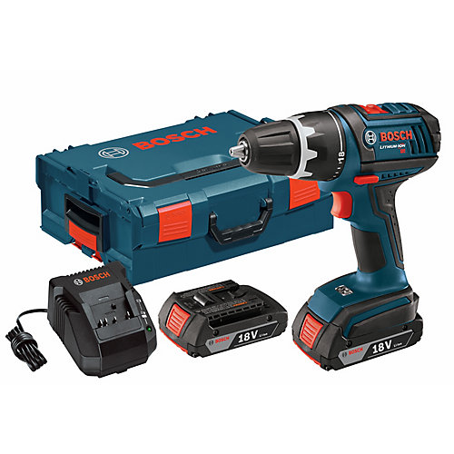 18 V Compact Tough Drill Driver with L-BOXX2