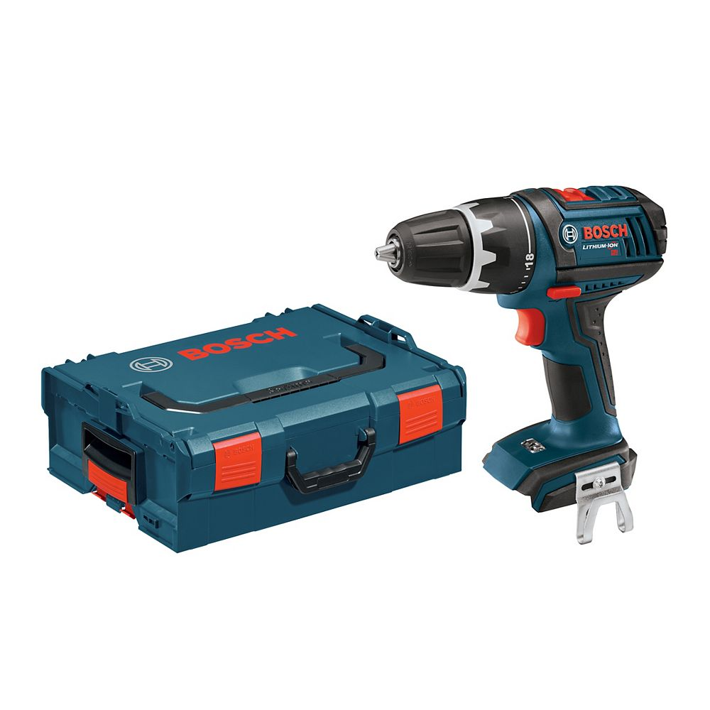 Bosch 18 V Compact Tough Drill Driver - Tool Only with L-BOXX2