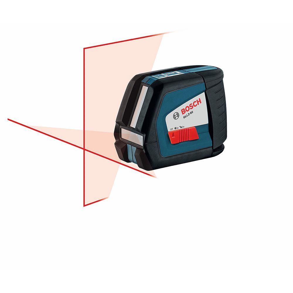 Bosch Self-Leveling Cross Line Laser Level
