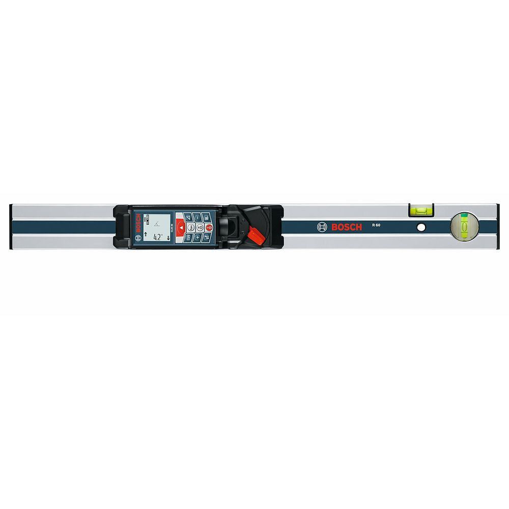Bosch Laser Measure with 24 Inch Digital Level Attachment