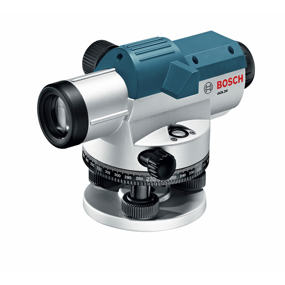 Bosch Automatic Optical Level 26x-Power Lens