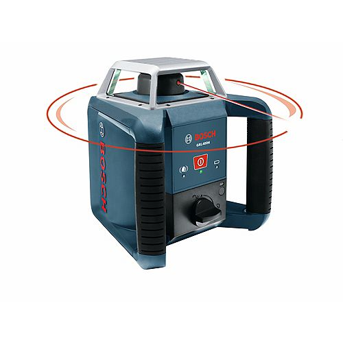 Self-Levelling Rotary Laser