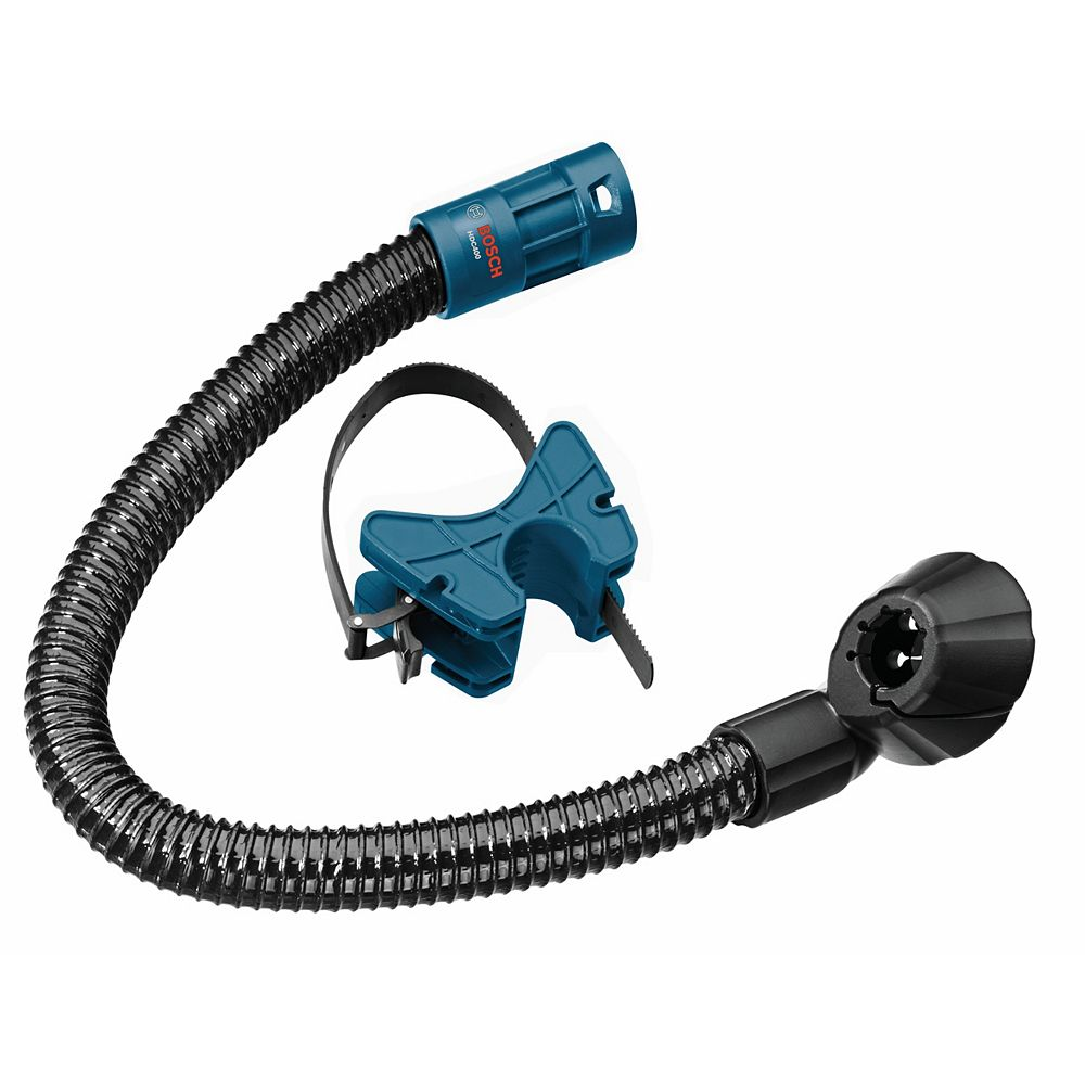 Bosch 1-1/8 Inch Hex Chiseling Dust Collection Attachment