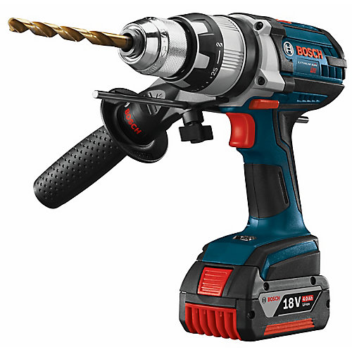 18 V Brute Tough 1/2 In Hammer Drill/Driver