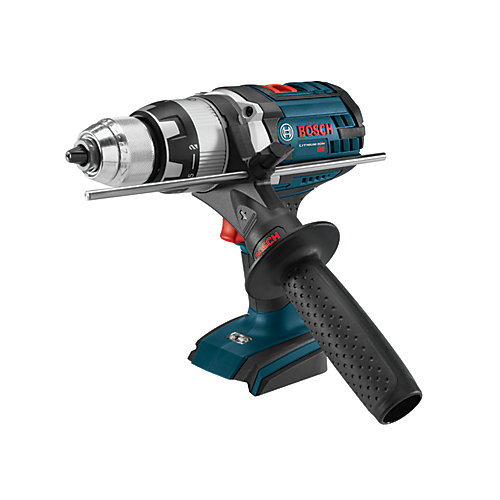 18V Lithium Ion Cordles Brute Tough Hammer Drill Driver with Active Response Technology & LED Light