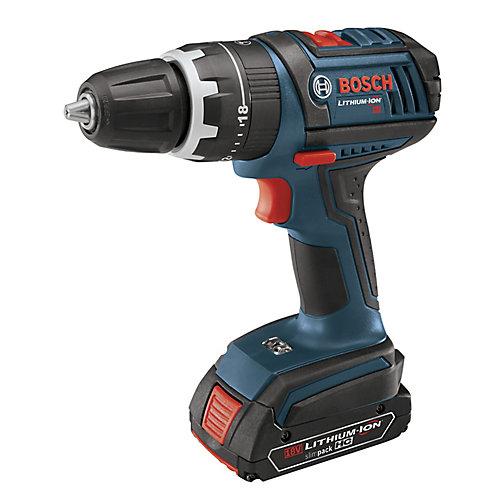 18 V Compact Tough Hammer Drill/Driver