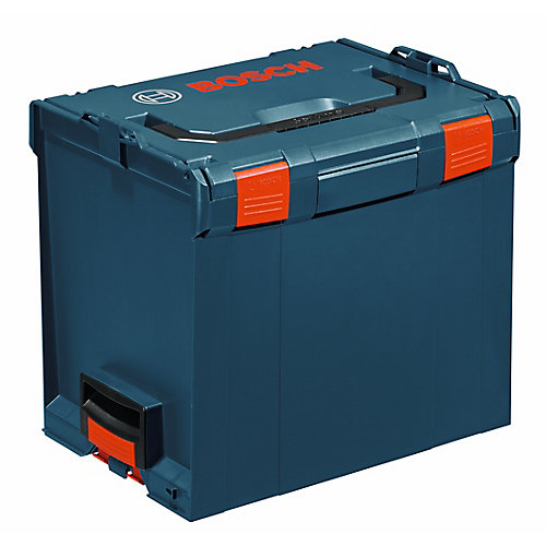 15 Inch x 14 Inch x 17-1/2 Inch Stackable Tool Storage Case
