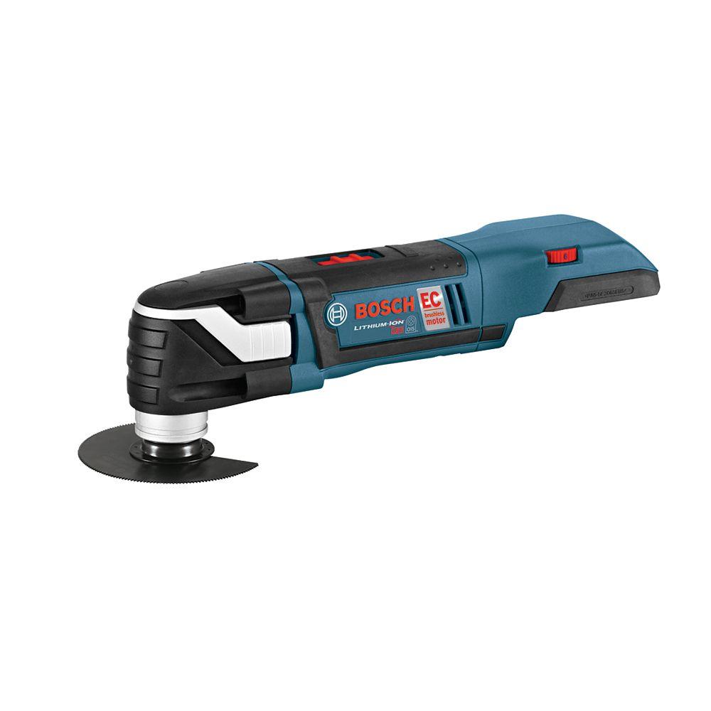 Bosch Brushless 18 V Cordless Multi-X Oscillating Tool