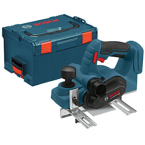 18 V 3-1/4 Inch Planer Bare Tool with L-BOXX-3