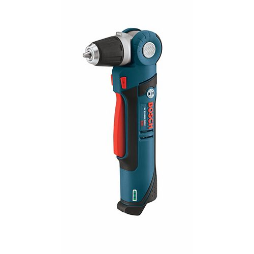 Bosch 12V MAX 3/8-inch Angle Drill with Exact-Fit Insert Tray