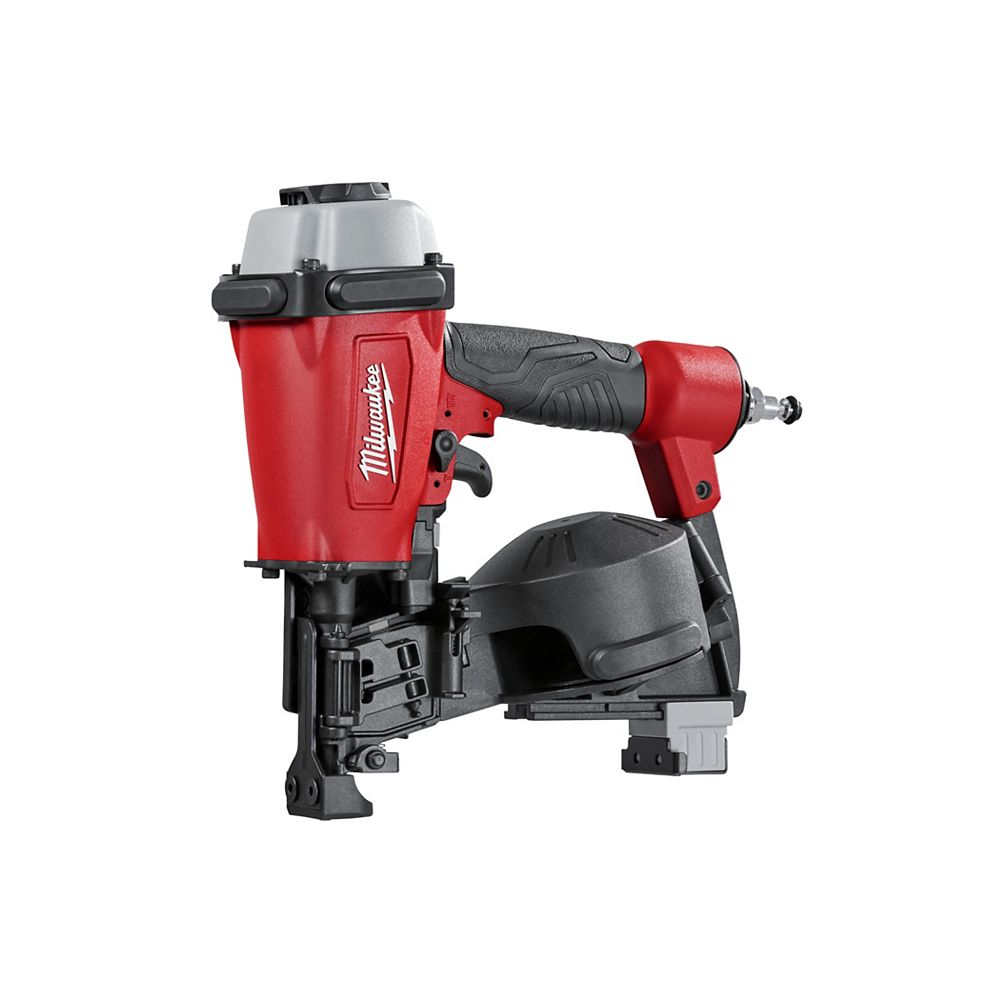 Milwaukee Tool Pneumatic 1-3/4-Inch 15 Degree Coil Roofing Nailer