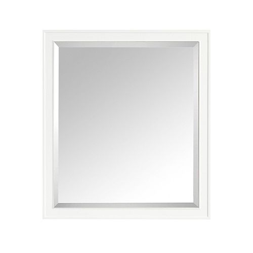 Miroir Avanity Madison de 36po au fini blanc