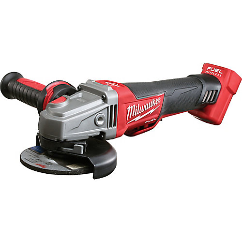 M18 FUEL 18V Lithium-Ion Brushless Cordless 4 1/2 in to 5 -inch Braking Grinder (Tool-Only)
