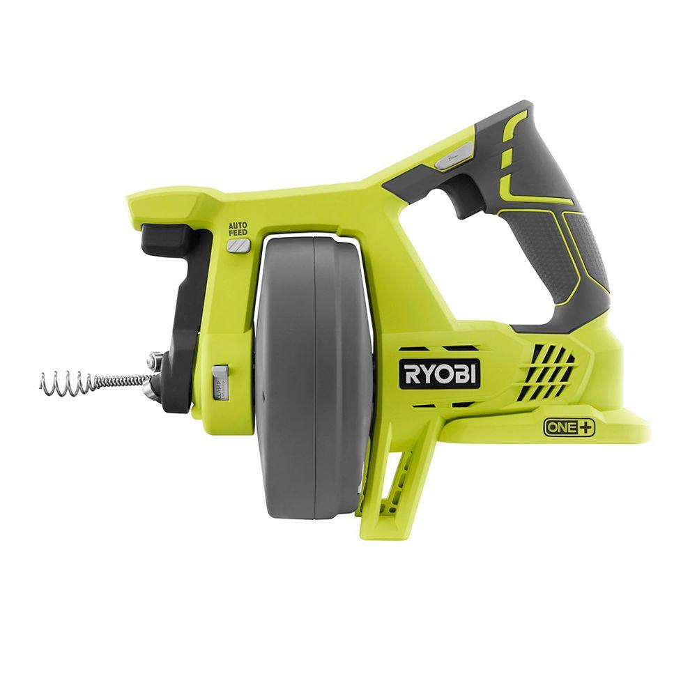 RYOBI 18V ONE+ Cordless Drain Auger (Tool Only)