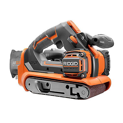 18V GEN5X Cordless Brushless 3-Inch x 18-Inch Belt Sander (Tool-Only) with Dust Bag