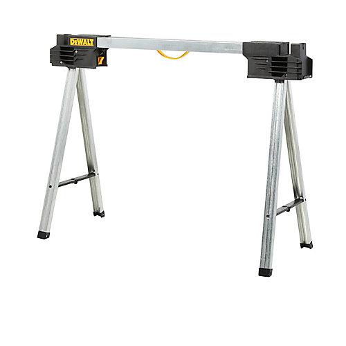 787.4mm (32po) Tréteau repliable en métal