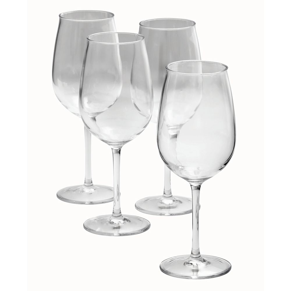 Hampton Bay Tritan Wine Goblet (4-Pack)