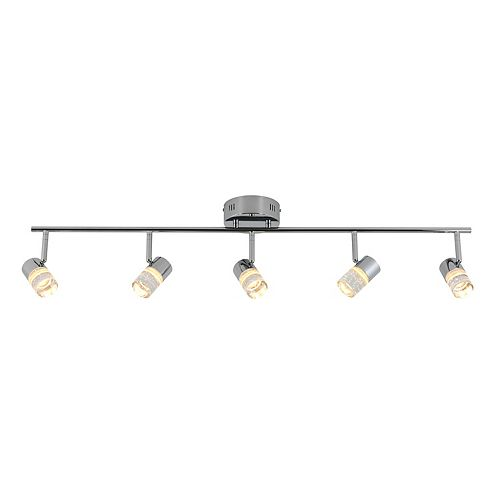 Essence Spectrum 5-Light LED Integrated Track Light