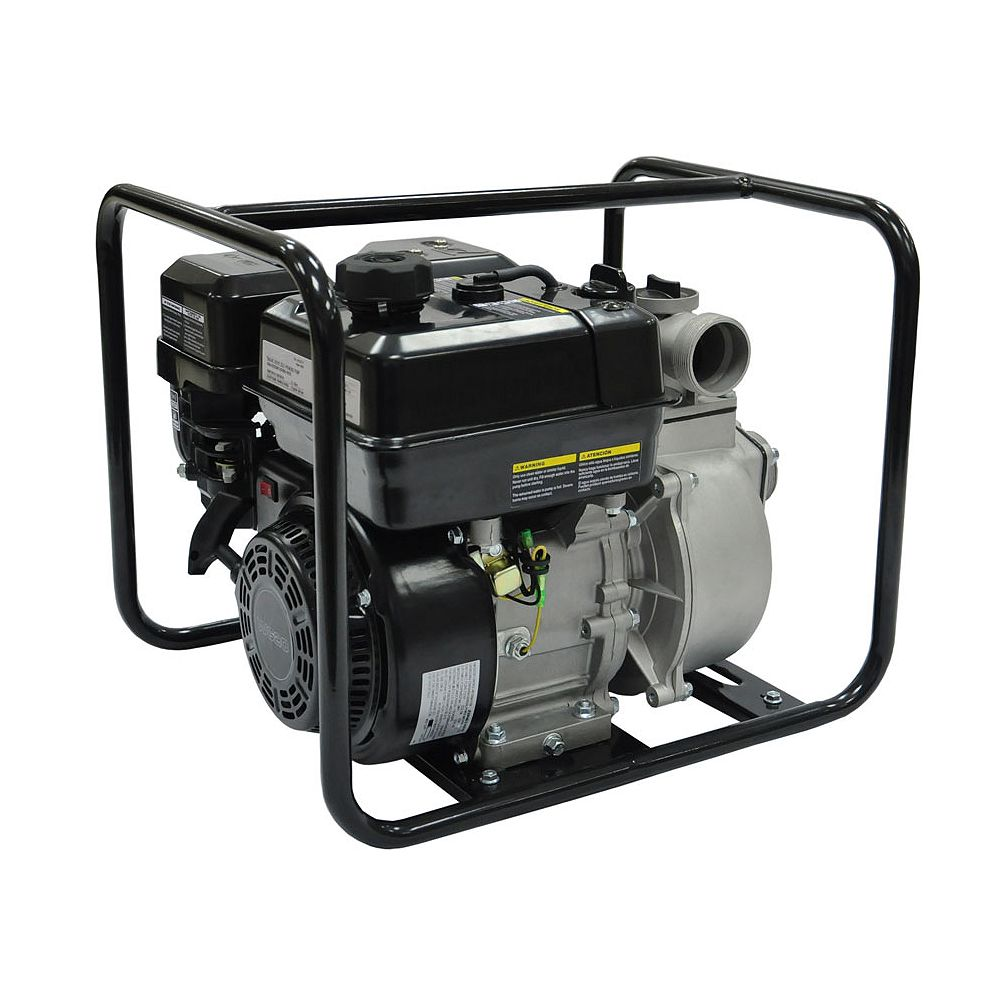 ECOFLO Pompe à essence, 51/2HP