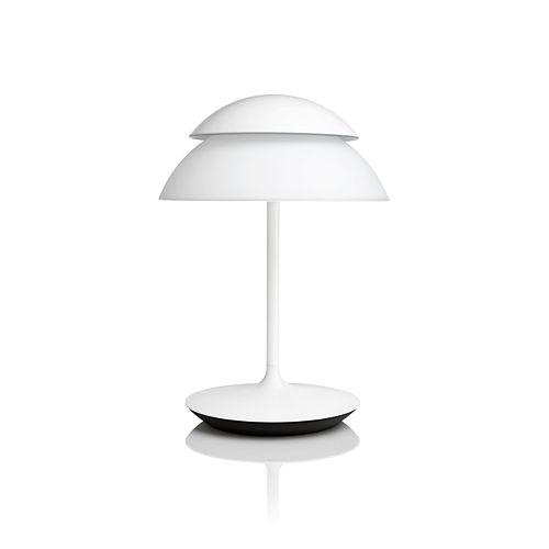 Beyond Table Lamp, White