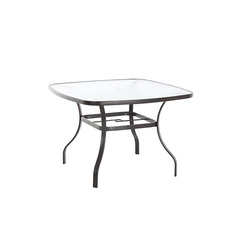 42-inch x 42-inch Patio Dining Table