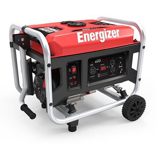 EZG3500 3500W Portable Generator