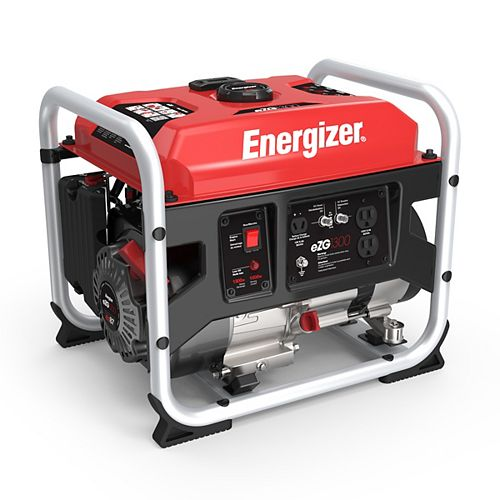 1000W Gas-Powered Portable Generator