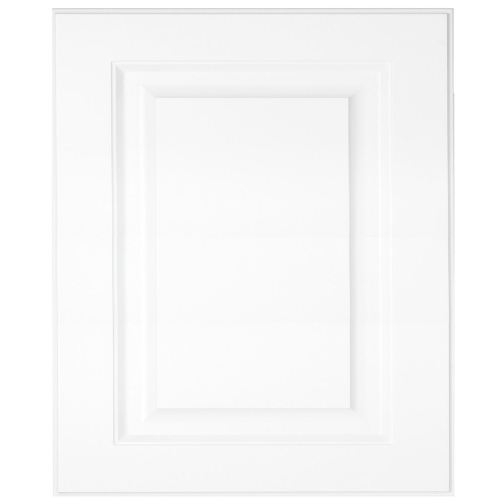 Eurostyle Florence - Door 15 inch x 18 inch - White matt thermofoil
