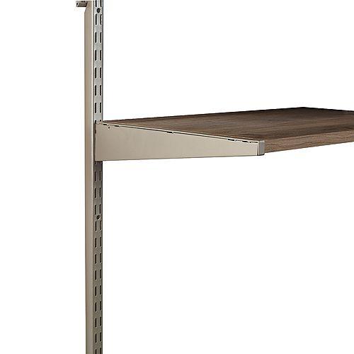 Home Decorators Collection Attaches pour 6 tablettes de bois