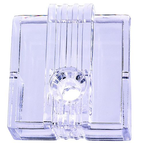 Pinces à miroir 1/4 po 20 lb maxi - 4 ensembles