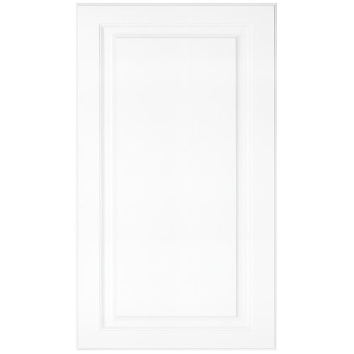 "Florence - Porte 18""x30"" - Thermoplastique blanc mat"