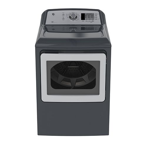 7.4 IEC cu. ft. Front Load Matching Dryer in Diamond Grey